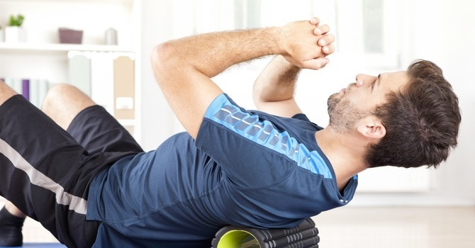 Thoracic Mobility to Prevent Shoulder Pain image